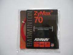 Badmintonový výplet Ashaway ZyMax 70 - 10m, červený