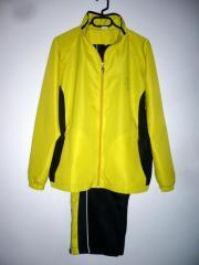 Tepláková souprava R.S.L. Black/Yellow