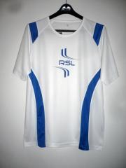 Triko pánské R.S.L. White/Blue
