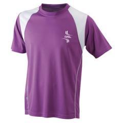 Triko pánské JN397 Purple/White