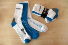 Ponožky FZ Forza LAKER-Blue - 3 páry